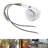 Leoie LED Adjustable PIR Detector Infrared Motion Sensor Switch 85-265V