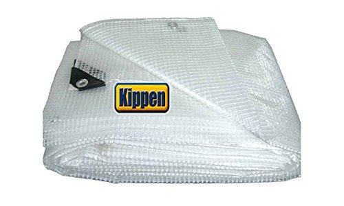 Kippen 6056F Telone Occhiellato Verde//Blu 5 x 6 m