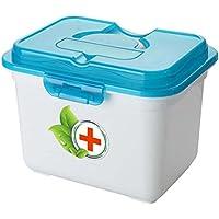 Kreative Multi-Zelle tragbare Medizin Kit Reise Medical Box-Blue preisvergleich bei billige-tabletten.eu