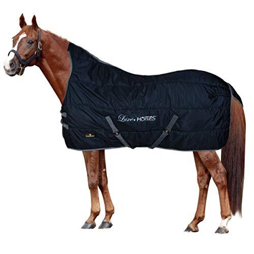 Horses Manta Box Cuello Alto Luxe