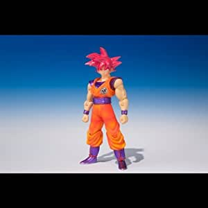 "Dragonball Z Shodo Bandai 3"" Figurine - Super Saiyan God"