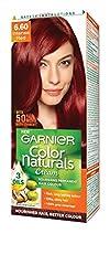 Garnier Color Naturals Shade 6.60 Intense Red, 70ml + 40g