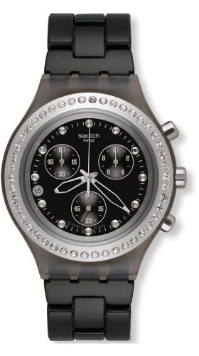 Swatch - Unisex Full-Blooded Stoneheart Silver Orologio