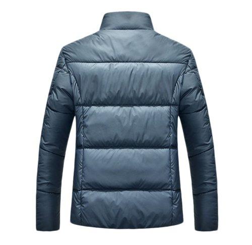 PLAER - Manteau - Blouson - Homme Bleu - Bleu saphir