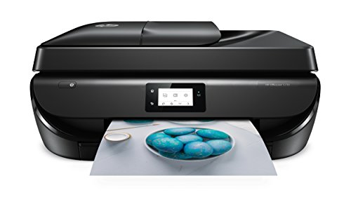 HP OfficeJet 5230 Multifunktionsdrucker (Drucken, kopieren, scannen, faxen, WLAN, Airprint, HP Instant Ink Ready) schwarz
