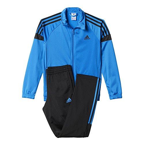 adidas YB TS KN TIB OH - Chándal para niños, Color Azul/Negro,...
