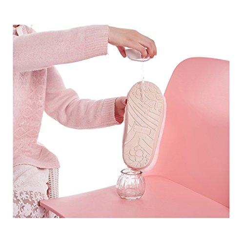 Traspirante Morbida Casa Pantofole Memory Foam Calzatura Dww Calda Invernale Slittamento 1 Coperta Di Con Impermeabile Pantofole Cotone Modello Acqua 1Baqn