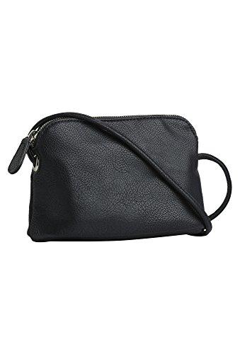 Cool Code Small Handbag - Molti Colori, Borsa Donna Nera