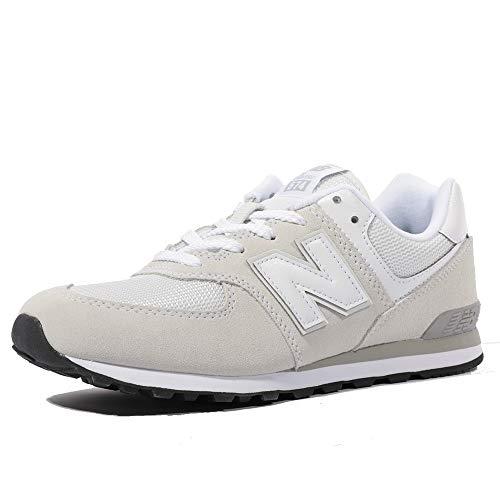 New Balance GC574 Jungen und Mädchen Sneakers Beige, EU 37 -