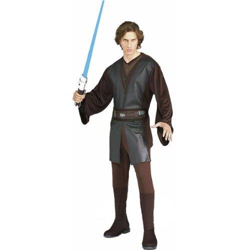 Generique Anakin Skywalker TM-Kostüm für Erwachsene - Für Erwachsenen Anakin Kostüm