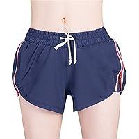 Mujer Pantalones cortos Pantalones cortos de entrenamiento para mujeres, Pantalones cortos para correr Ropa de entrenamiento Pantalones cortos Pantalones cortos para yoga Running Pantalones cortos de