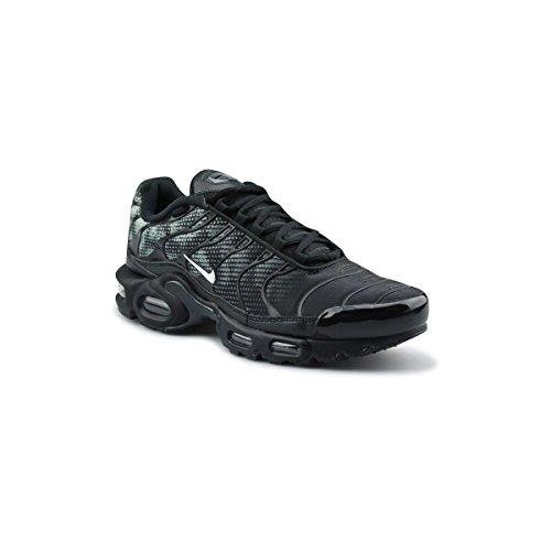 Nike Air Max Plus TN TXT black white dark grey 011