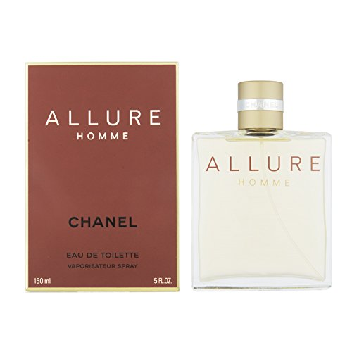 Chanel Allure Homme Eau de Toilette Spray, 150 ml (Chanel Parfüm De Allure)