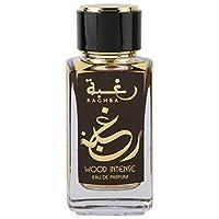 Raghba Wood Intense Perfume by Lattafa for Unisex, 100ml, Eau de Parfum