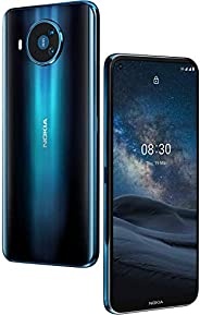 "Nokia 8.3 5G – Quad-camera met ZEISS-lenzen – 6,81"" scherm – 5G connectiviteit – Android One – Qualcomm S"