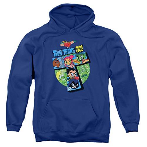 Teen Titans Party Supplies - Popfunk Teen Titans Go! Kapuzenpullover und