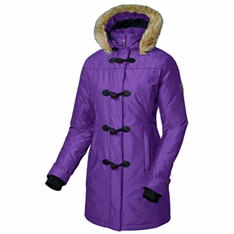 Sierra Designs Women's Himalaya Coat, Jewel/Cyber, Large