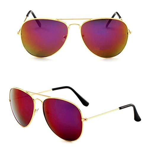 CCGSDJ Sonnenbrille Männer Augen Schützen Sport Beschichtung Sonnenbrille Großhandel Sommer Beschichtung Sonnenbrille Frauen & Männer Top Fashion