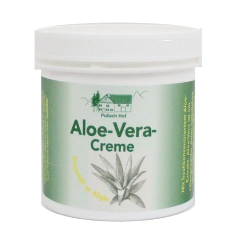 Aloe-Vera-Creme 250ml Pullach Hof Allgäu