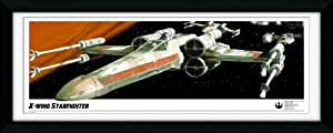 GB Eye Cadre Star Wars X-Wing Starfighter 76 cm x 30 cm