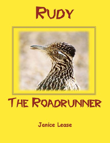 Rudy the Roadrunner (English Edition)