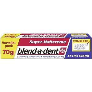 Blend-a-med Super-Haftcreme extra stark 70g