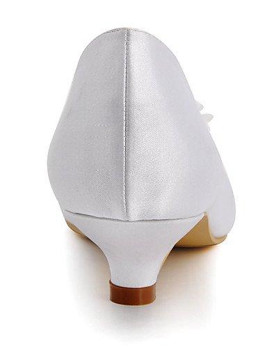 WSS 2016 Chaussures de mariage-Bleu / Rouge / Blanc / Beige-Mariage / Habillé / Soirée & Evénement-Talons / Bout Arrondi-Talons-Homme 1in-1 3/4in-red