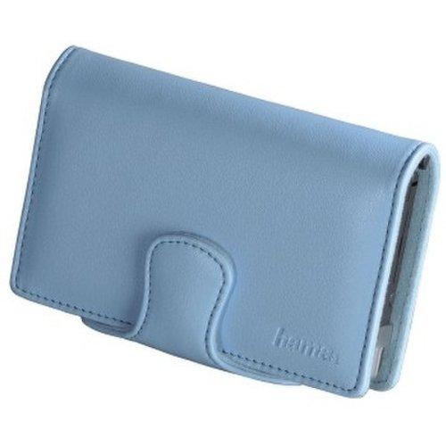Hama Leather Case for Nintendo DSi–Schutzhüllen für Annehmlichkeiten (Leder, Blau, Nintendo DSi)