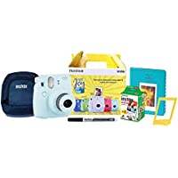 Fujifilm Instax Mini 9 Joy Box (Ice Blue)