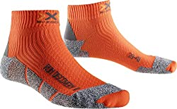 X-Socks Erwachsene Funktionssocken Run Discovery New Socken, Orange, 39-41