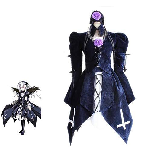 Rozen Maiden Cosplay Kostüm - SHIXUE Rozen Maiden Cosplay Kostüm Kleid