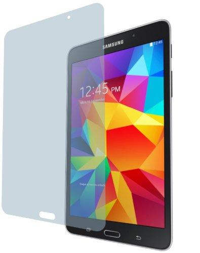 4ProTec Samsung Galaxy Tab 4 7.0 (2 Stück) Premium Displayschutzfolie Bildschirmschutzfolie ANTIREFLEX Schutzhülle Displayschutz Displayfolie Folie