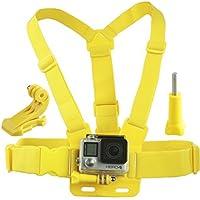 Imbracatura per GoPro CamKix / Imbracatura torso regolabile compatibile con