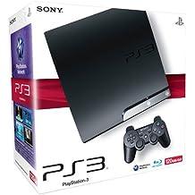 PlayStation 3 - Konsole slim inkl. 120 GB Festplatte