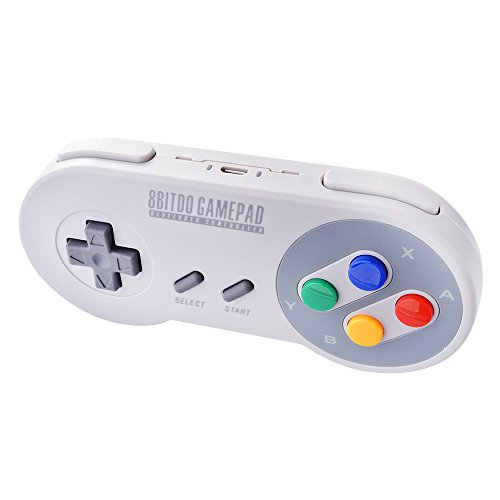 8Bitdo SFC30 Wireless Gamepad Bluetooth Controller