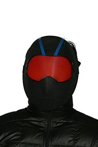 Xcoser Halloween Vigilante Maske TV Cosplay Helm Waren Harz & PVC Kostüm Replik für Männer Verrücktes Kleid Kostüm Requisiten