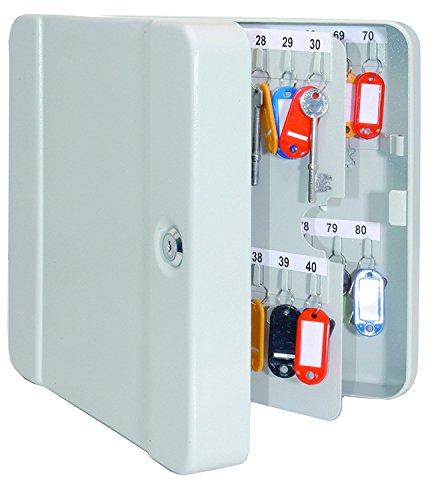 3xHelix 80 Key capacity Standard Key safe Ref WR0080