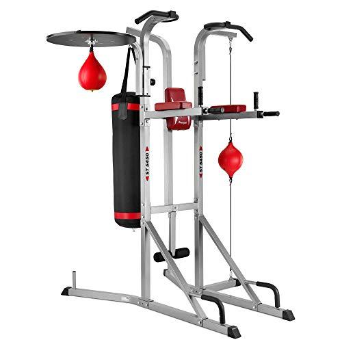 BH Fitness - Banco de musculación st5450