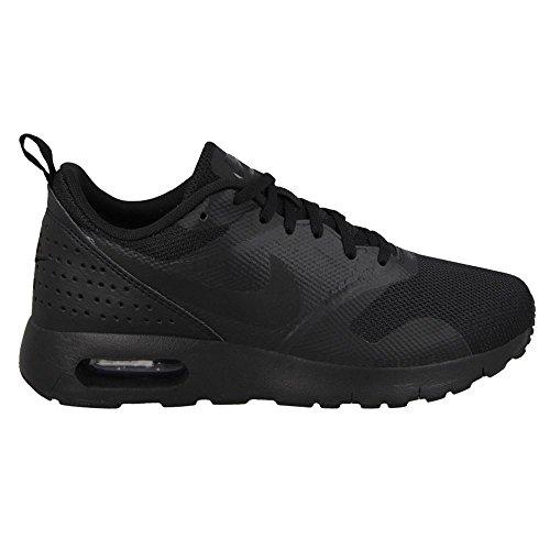 Nike Herren Air Max Tavas (GS) Laufschuhe, Schwarz