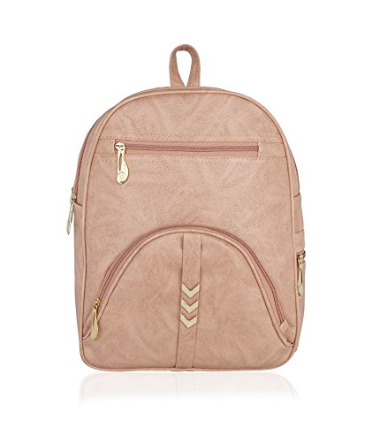 Kleio Elegant Zipper Backpack For Girls / Women