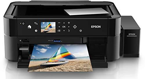 Epson L850 Multi Function Printer  Black