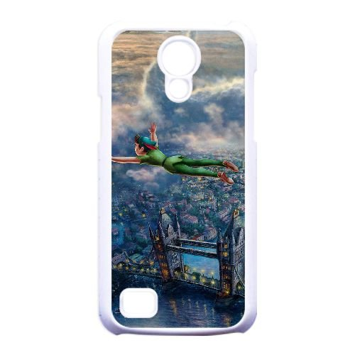 cartoon-peter-pan-and-wendy-for-cell-phone-case-samsung-galaxy-s4-mini-i9190-white-phone-covers-21ee