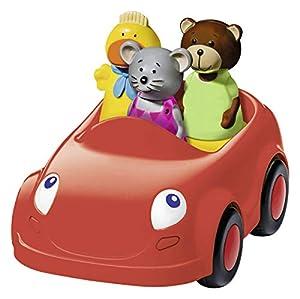 Ravensburger ministeps 04553Ravensburger 04553de Multi de la conducción de Auto de ministeps Toys