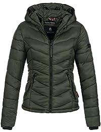 Marikoo Damen Jacke Steppjacke Übergangsjacke Winter gesteppt Kuala XS-XXL  16-Farben 71374acfb8
