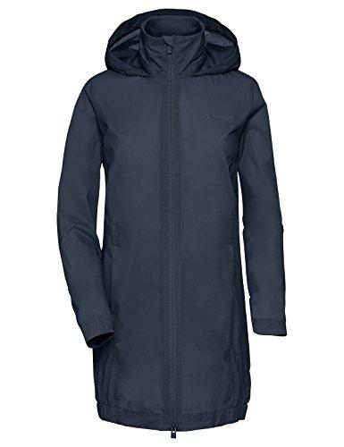 Vaude Damen Women's Margone Coat Jacke Eclipse 38