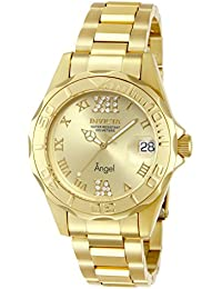 Invicta 14397 - Reloj para mujer color dorado / dorado