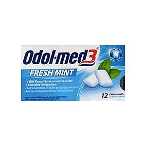 ODOL MED 3 Fresh Mint Kaugummi PZN 34157