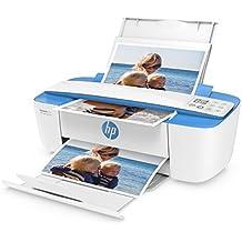 HP DeskJet 3720 AiO - Impresora multifunción (Wi-Fi, USB 2.0, incluido 3 meses HP Instant Ink, 600 x 600 DPI, A4, ADF 216 x 355 mm), color