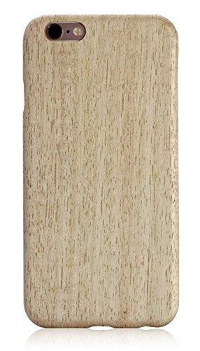 iPhone 6/iphone6s Fall, pitaka [Holz Serie] Slim Matt Natur Holz/Bambus Schutzhülle für iPhone 6/iPhone 6S (11,9cm)