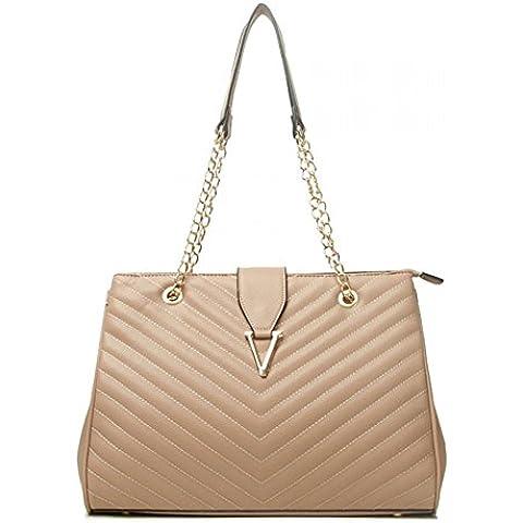 LeahWard Donna Fashion progettista Qualità Tote Borse Donna Trendy Hotselling